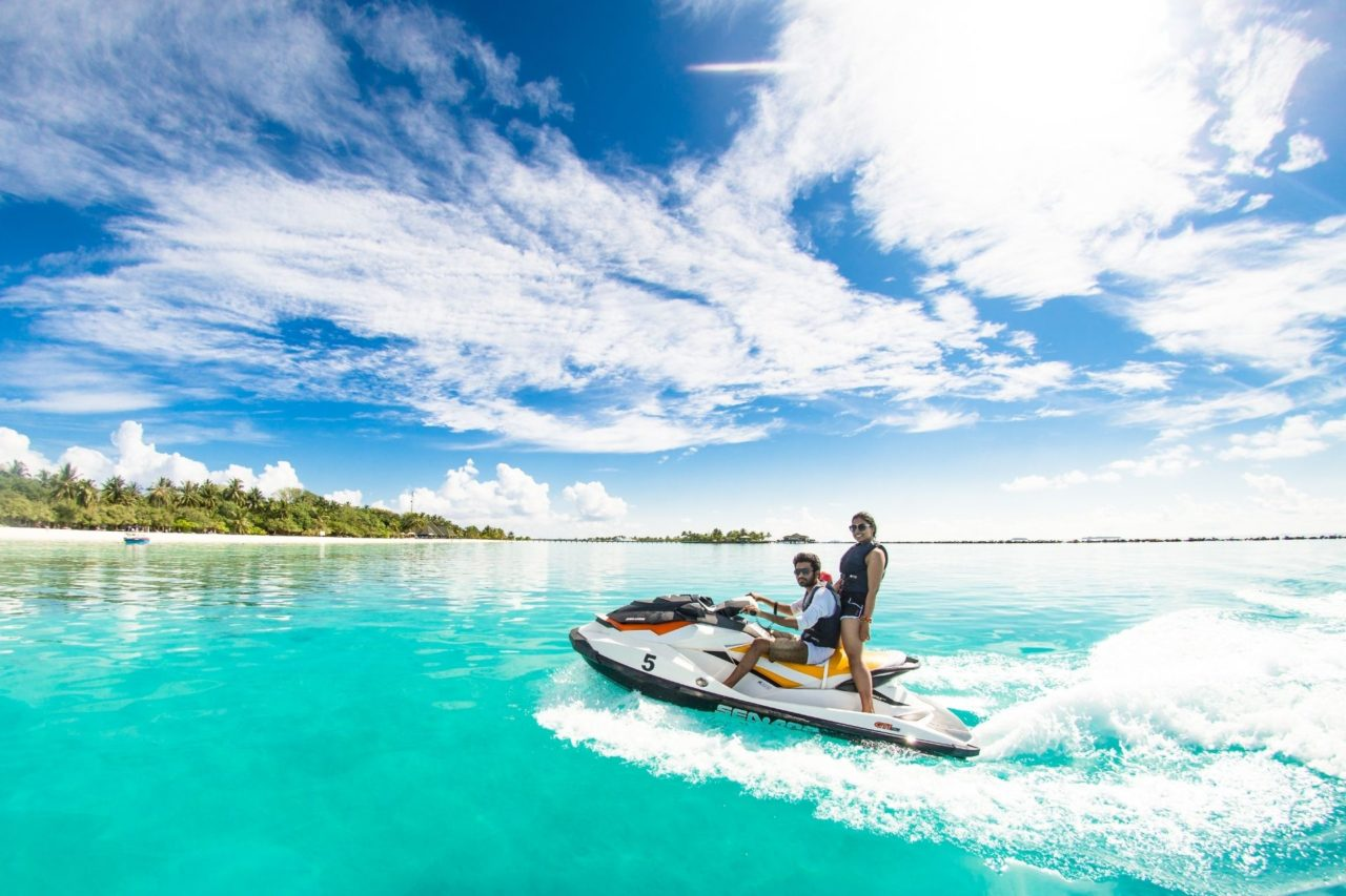 Activities to do on your Maldives Honeymoon from Ahmedabad