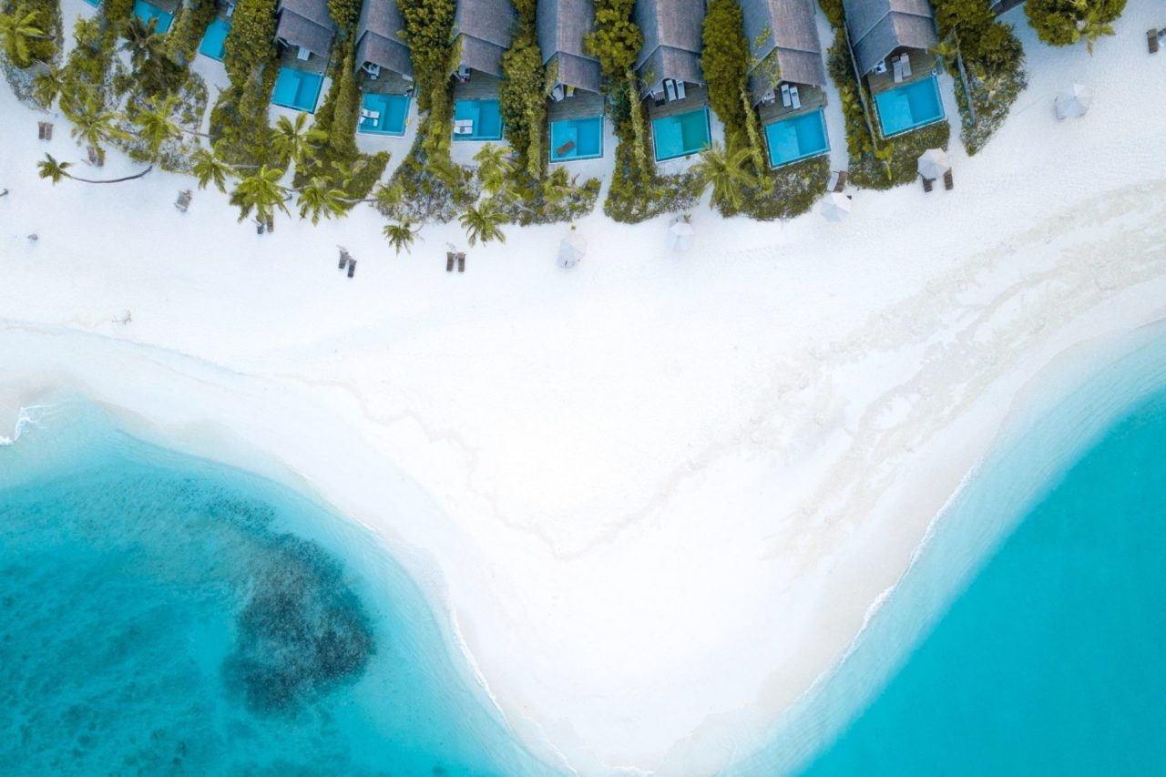 Resort & Hotels options with Maldives Tour Packages from India