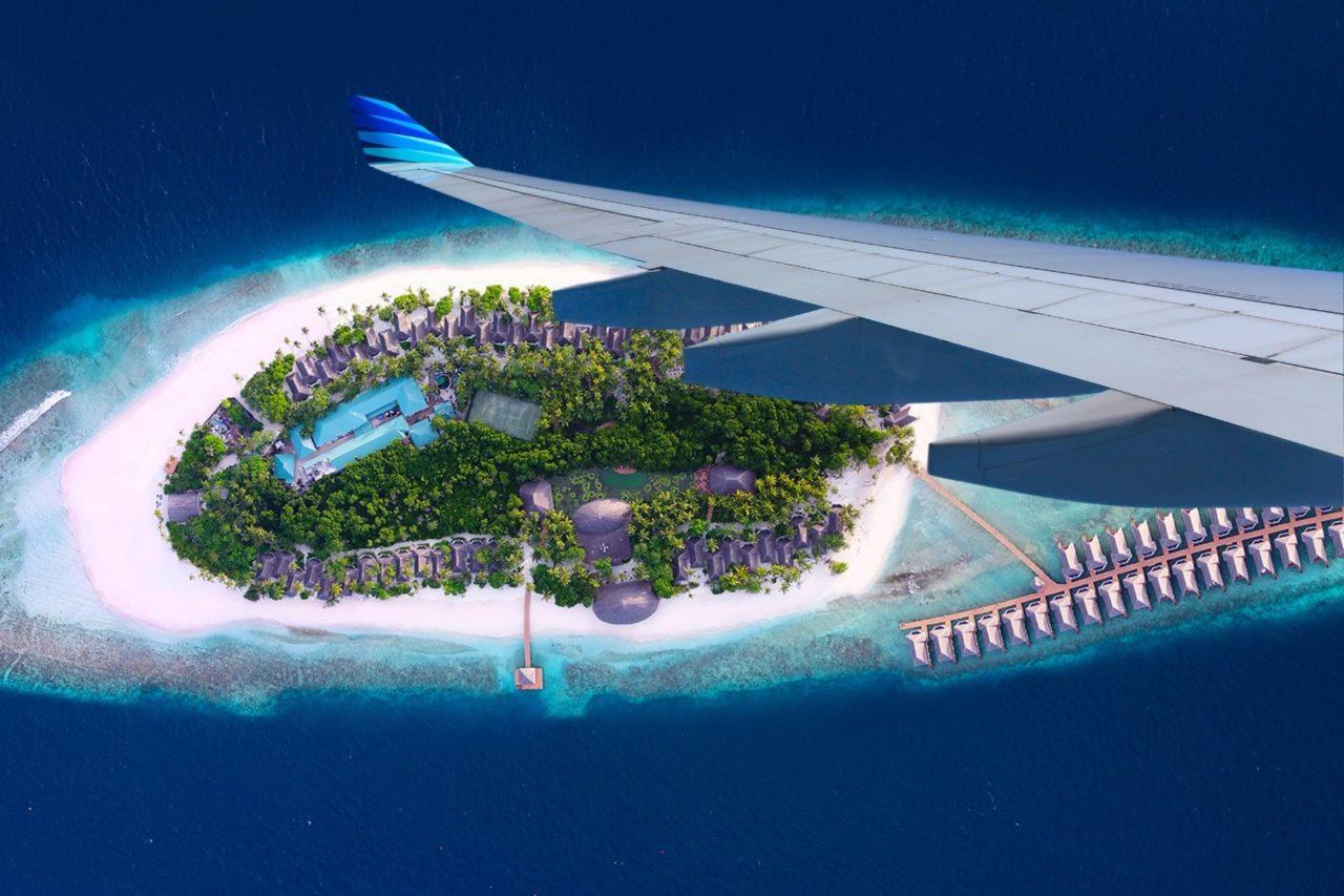 Chennai to Maldives by Air – Flights & Seaplane
