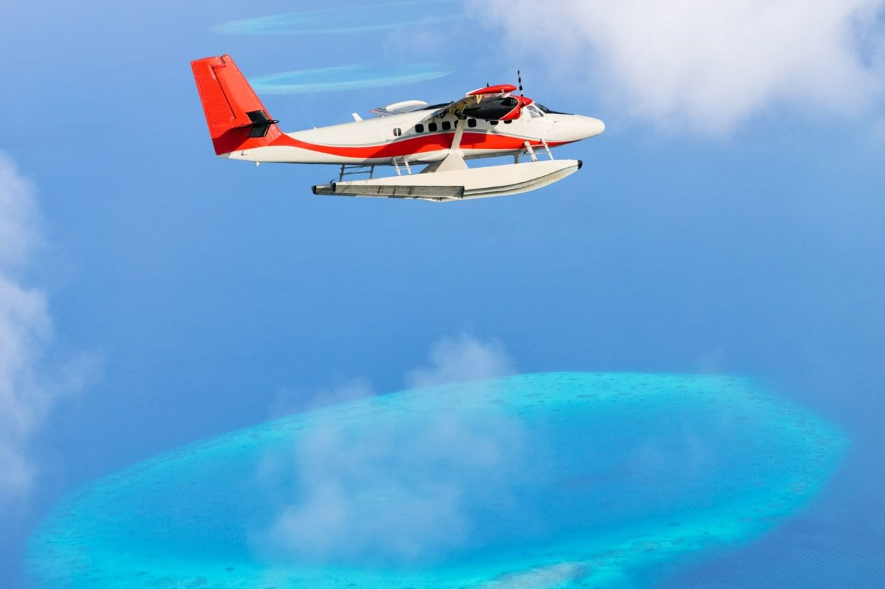 Delhi to Maldives by Air - Flights & Seaplane