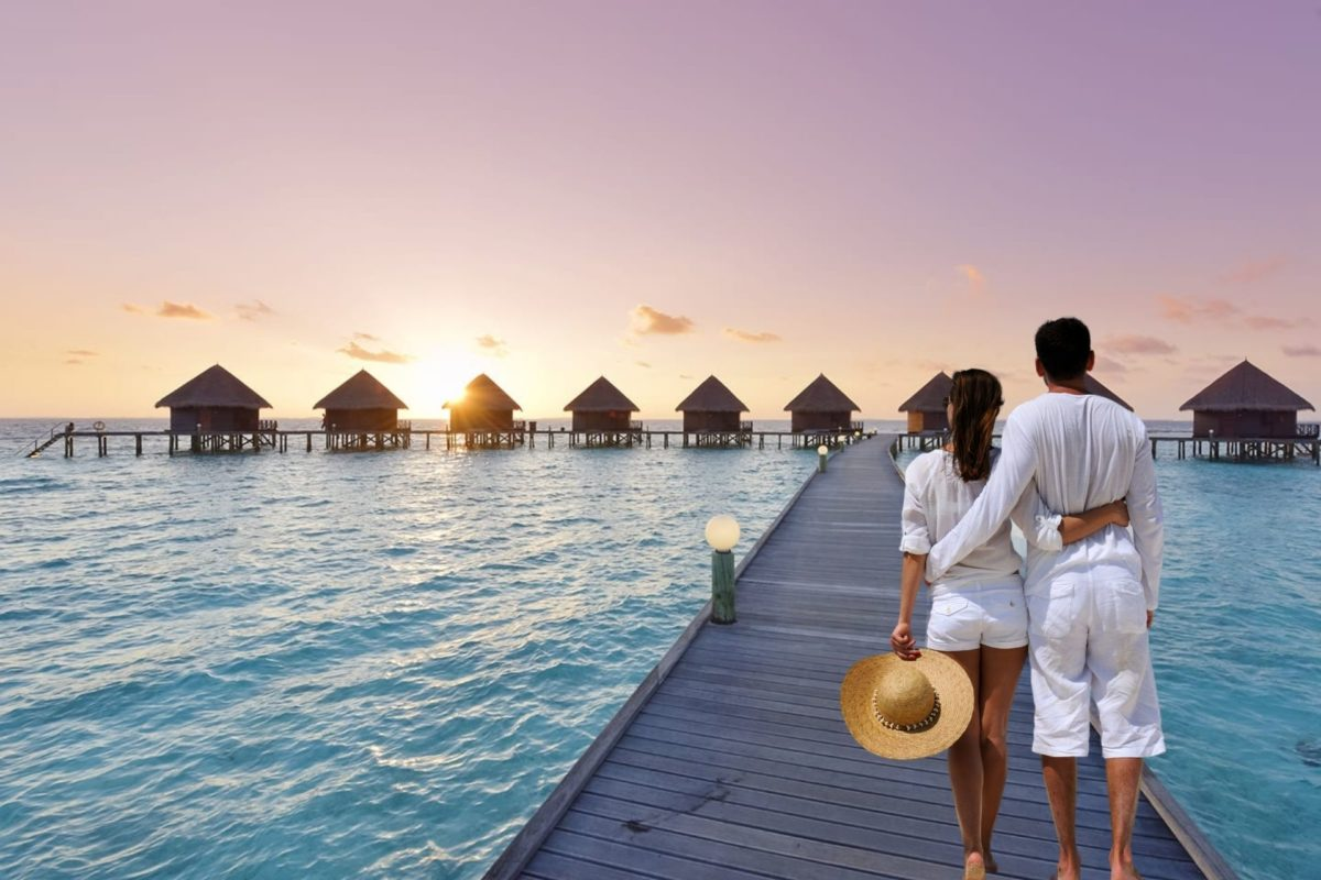 Delhi to Maldives Honeymoon Packages (All Inclusive Cost & Itinerary)