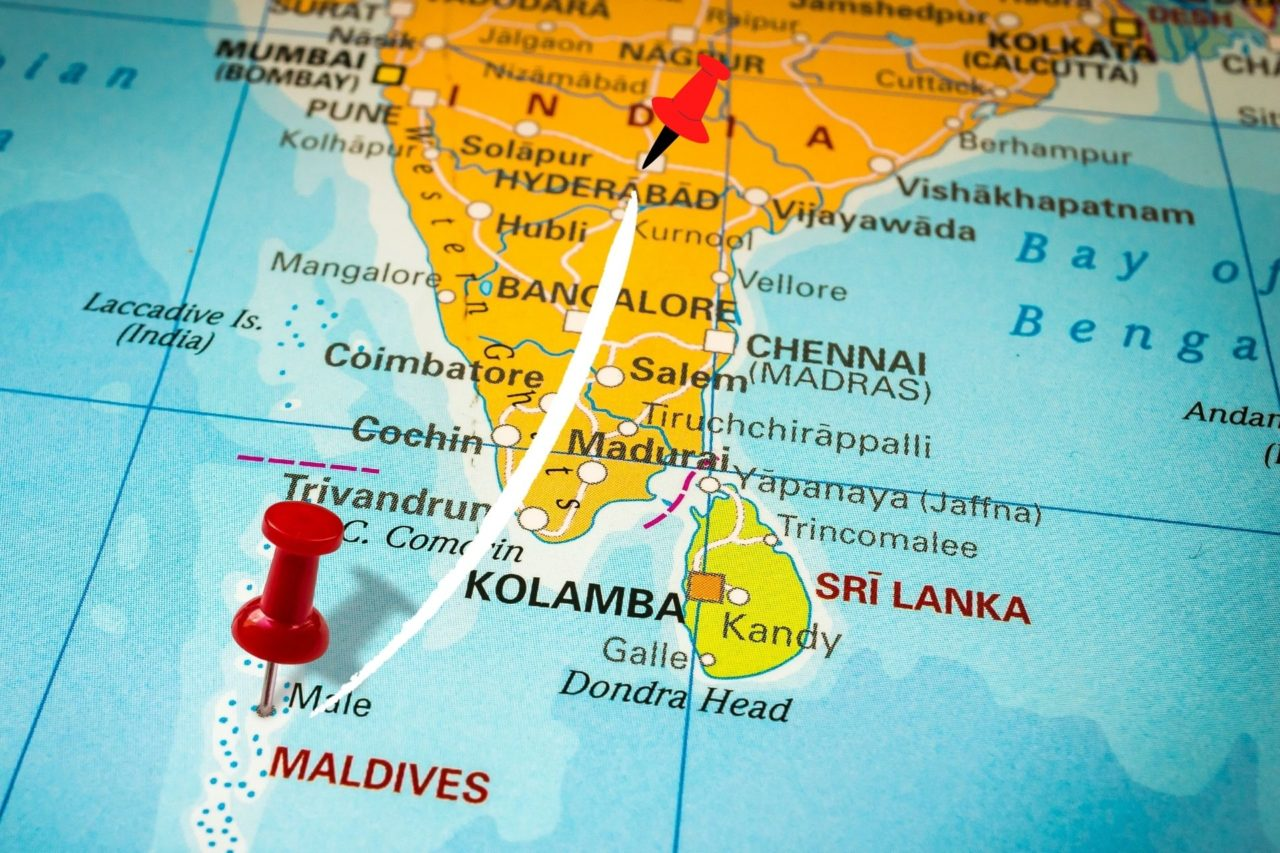 How to reach Maldives from Hyderabad? Cruise, Flights Price & Airport