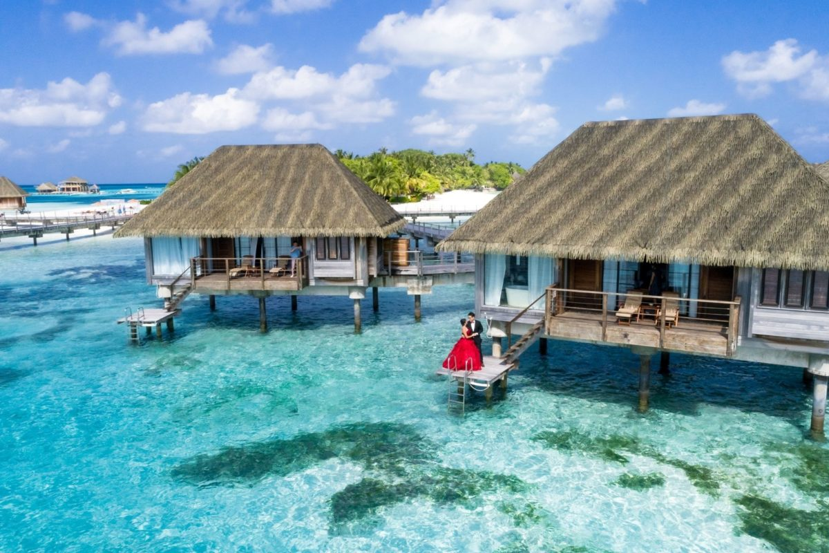 Hyderabad to Maldives Honeymoon Packages with all Inclusive Price & Itinerary
