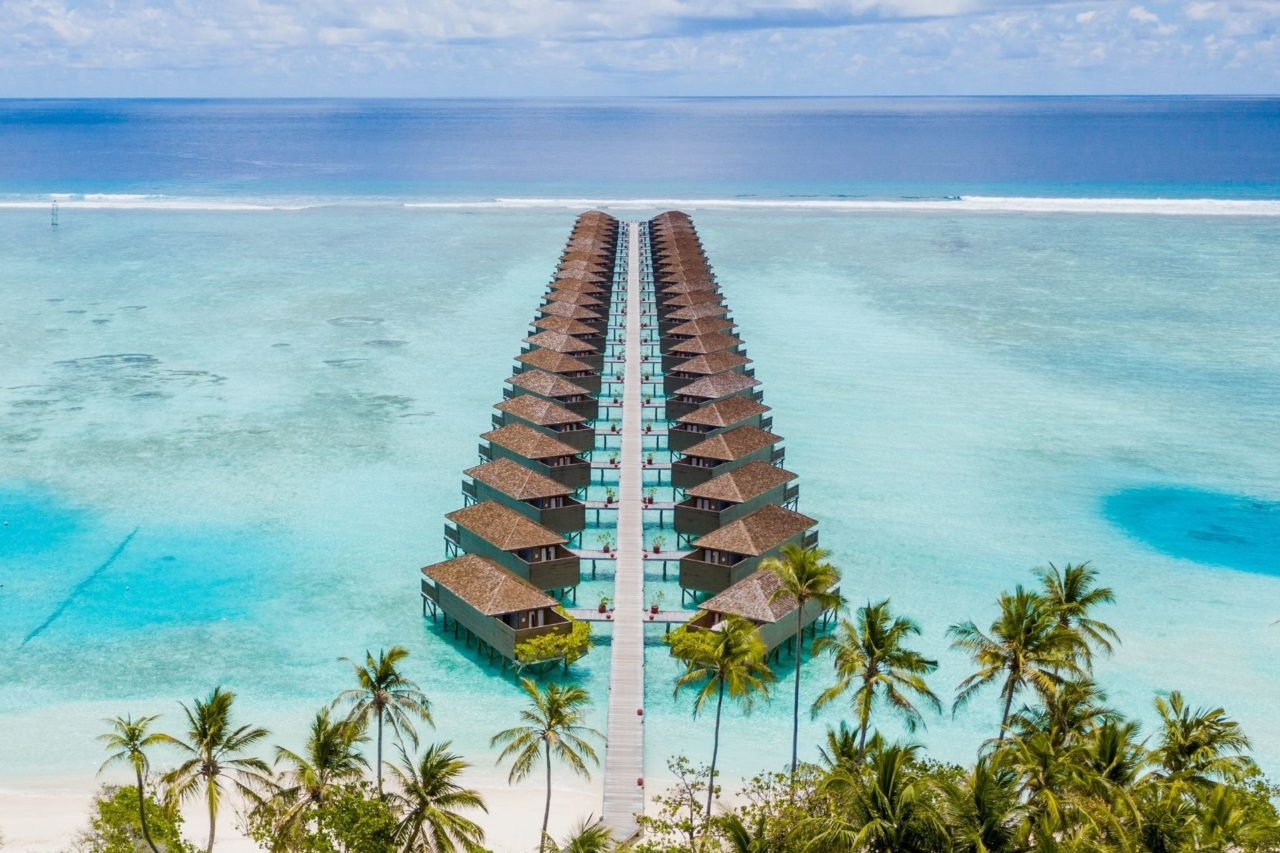 Maldives Over Water Villa Packages from India
