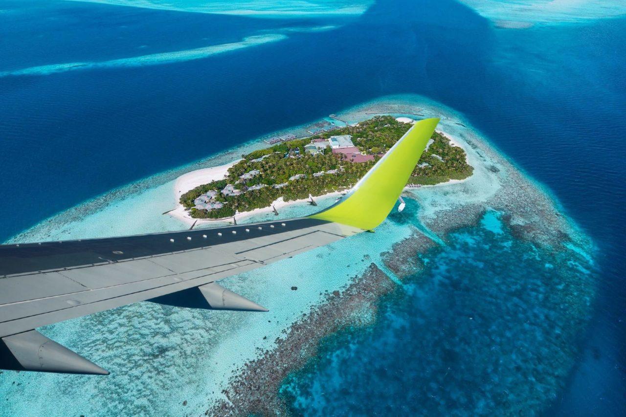 Kolkata to Maldives by Air – Flights & Seaplane