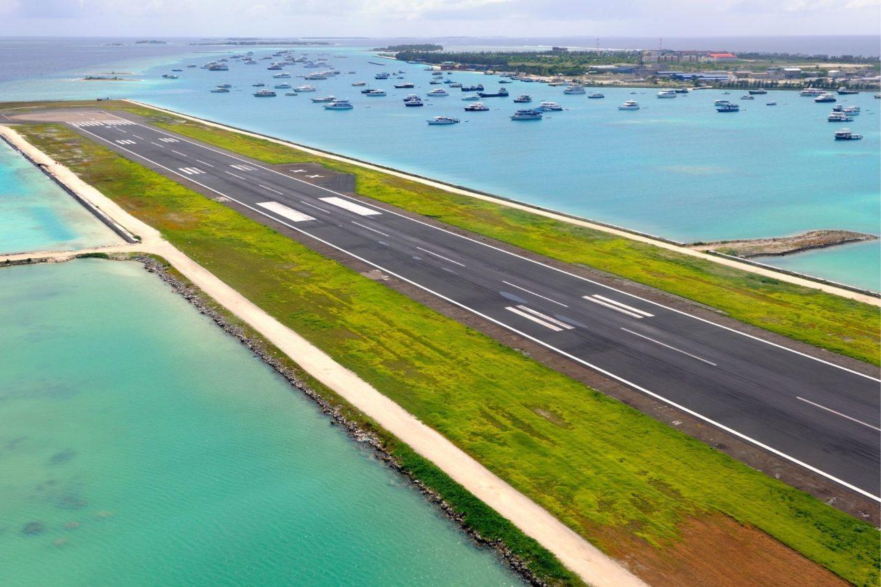Maldives Velana International Airport at Malé