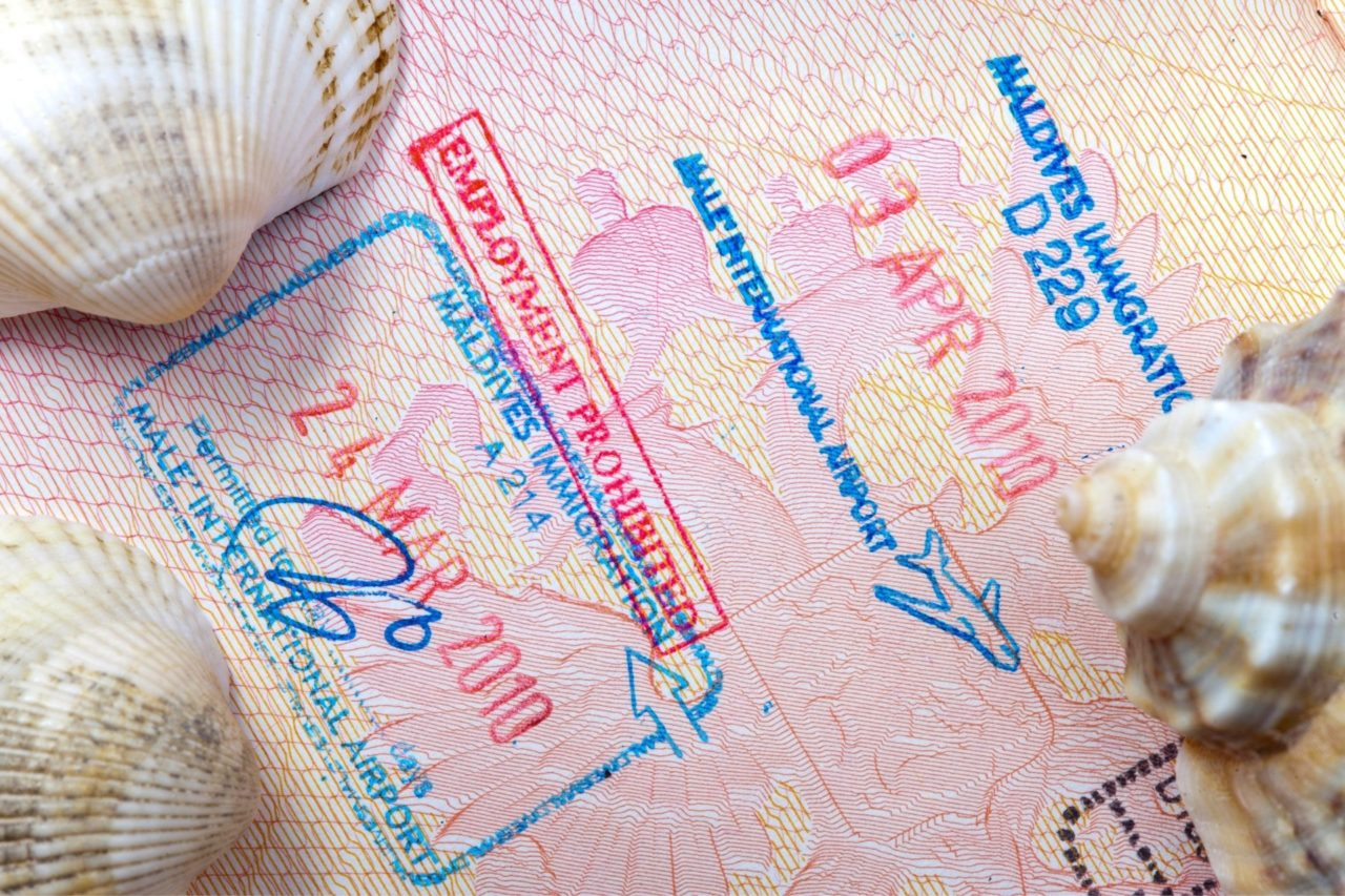 Maldives Visa for Indian Nationals