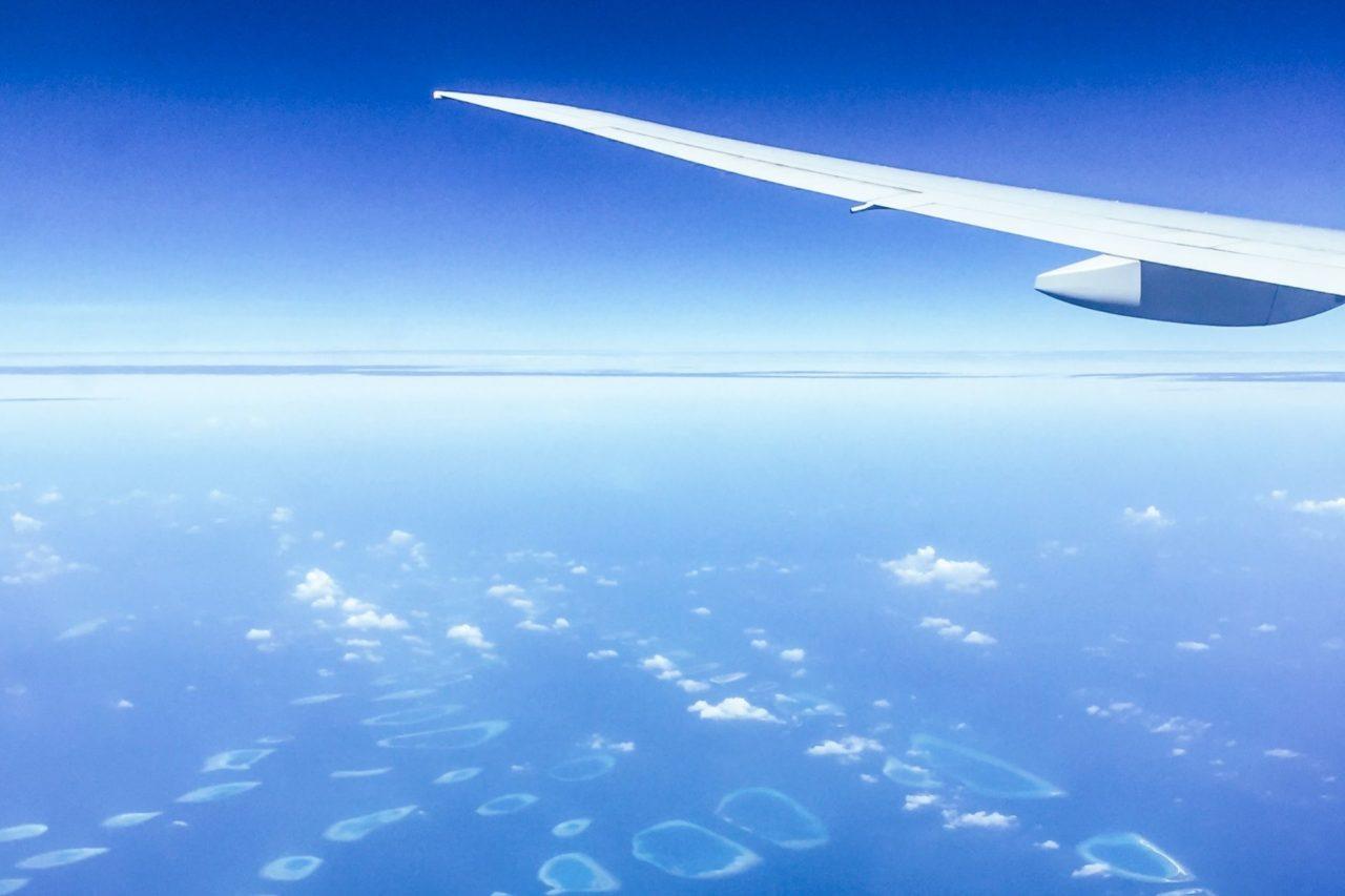 Mumbai to Maldives by Air, Flight & Sea plane