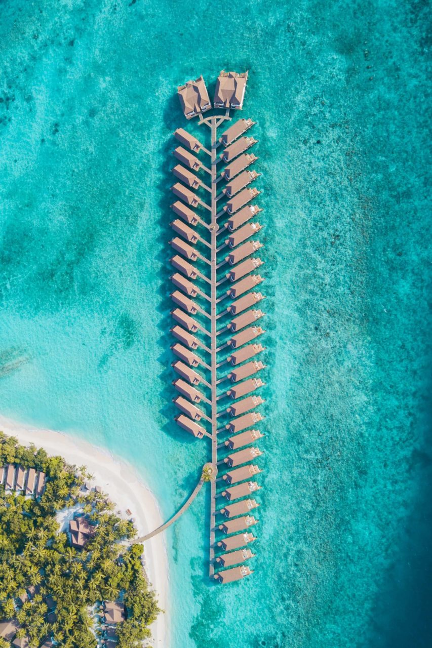 Water Villas & Beach Bungalows Resorts in Maldives