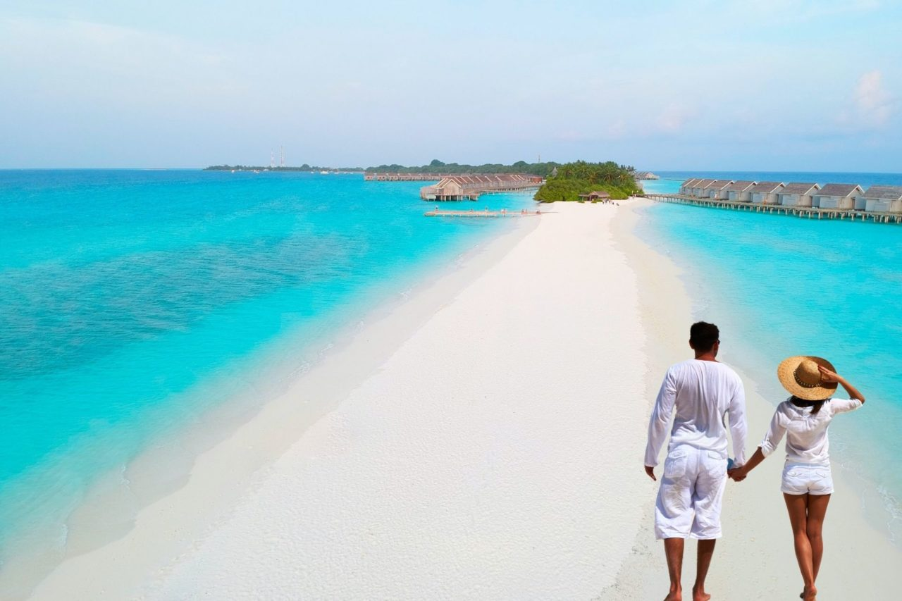 Why do Indians love Maldives for vacation?